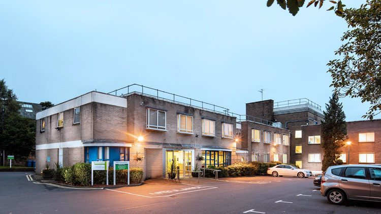 Nuffield Health center in UK