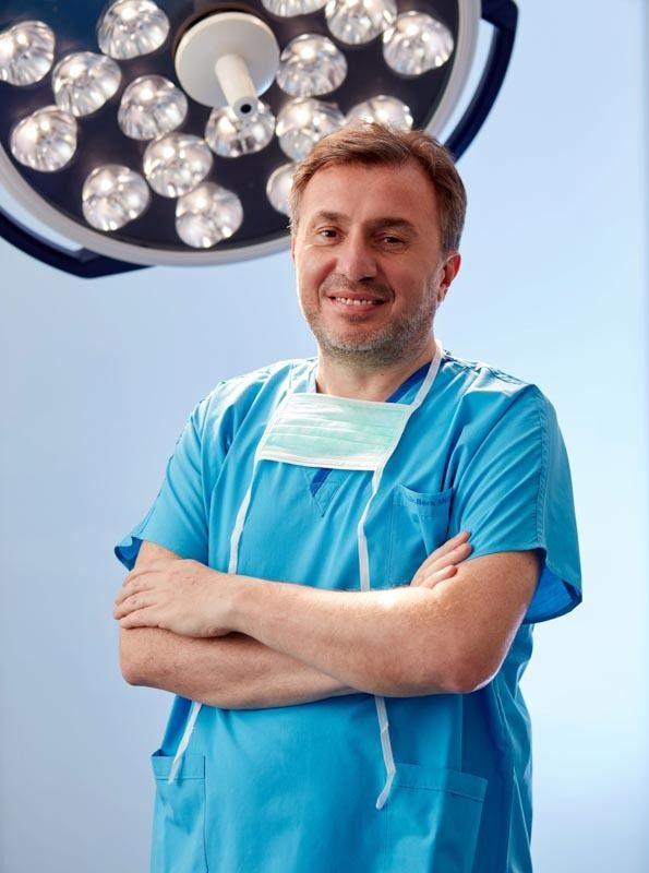 Dr Berk Angun
