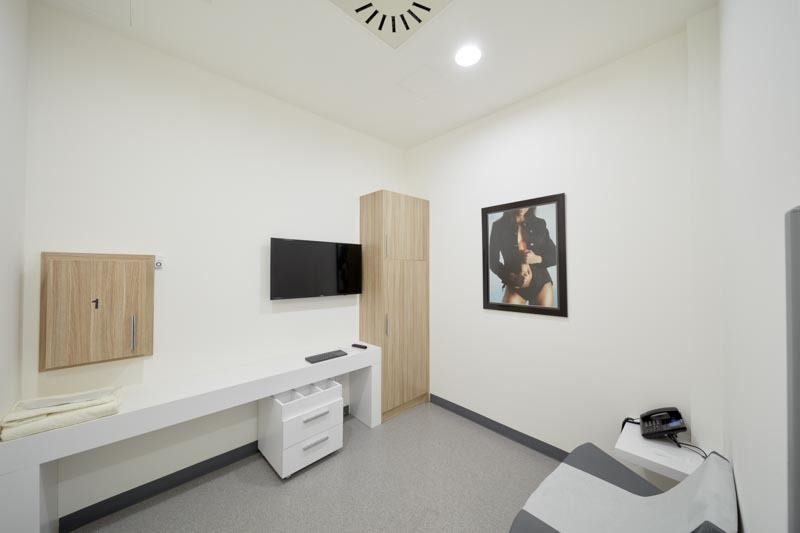 Sperm room