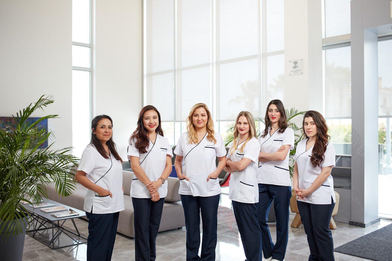Dunya IVF nurses